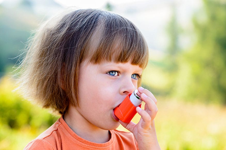 A Healthy Lifestyle May Help Reduce Asthma Symptoms