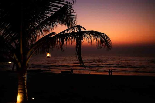File photo of a beach in Goa (Getty Images)
