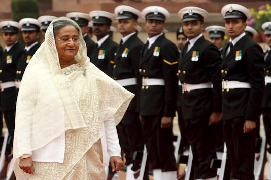File photo of Sheikh Hasina (Getty Images)