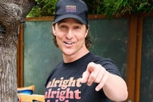 Matthew McConaughey Partners with Skincare Company for Autism Charity
