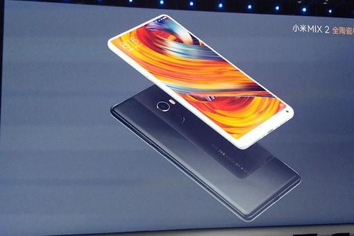Xiaomi Mi Mix 2, Note 3, Mi Notebook Pro Launched (photo Sarthak Dogra, News18.com)