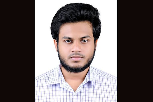 File photo of Najeeb, who went missing on August 15.