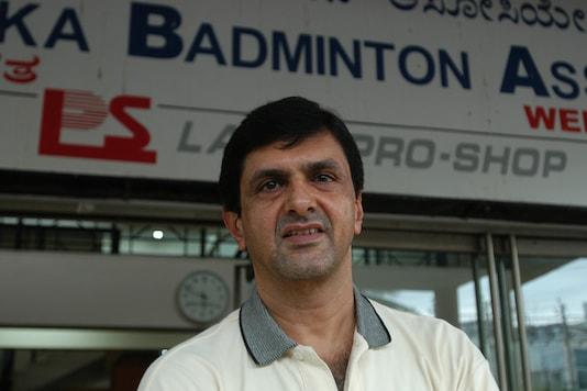 File image of Prakash Padukone. (Getty Images)