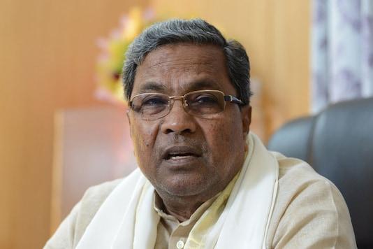 File photo of former Karnataka Chief Minister Siddaramaiah.