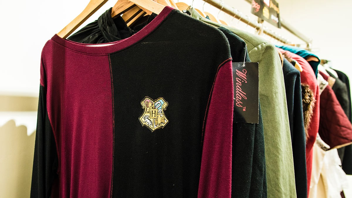 The tee shirt Harry wore in Goblet of Fire: a pure nirvana for all the JK Rowling-fanverse geeks out there