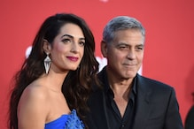George and Amal Clooney's Mansion Flooded After Heavy Storm