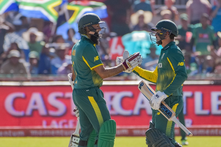 Quinton De Kock, Hashim Amla Create History as South Africa Crush Bangladesh by 10 Wickets in 1st ODI