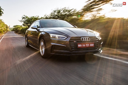 The 2017 Audi S5. (Photo: Audi India)