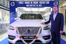 Volvo Evaluating Launch of BS-VI Compliant Cars in India Ahead of April 2020