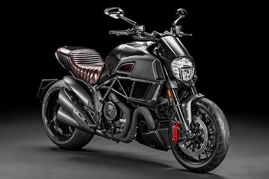 Ducati Diavel Diesel. (Photo: Ducati India)