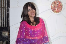 Here is The First Glimpse of Ekta Kapoor With Newborn Son Ravie Kapoor