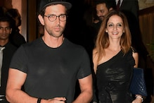 Sussanne Khan's Birthday Party: Hrithik Parties with Friends