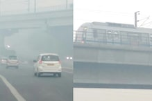 Delhi-NCR Covered In Smog Post Diwali - See Pictures