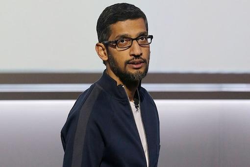 Google CEO Sundar Pichai Trusts AI Makers to Regulate The Technology. (Reuters)