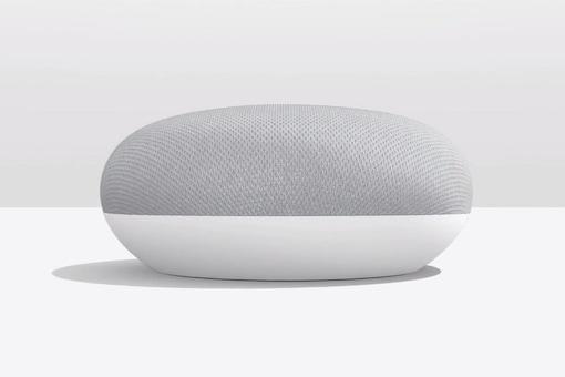 Google Home Mini. (Image: Google)