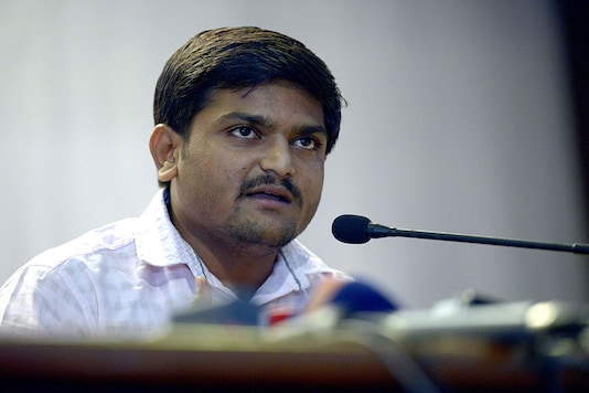 File photo of Hardik Patel  (Getty Images)