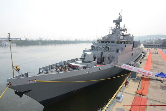 The ship derives its name from one of the islands in Aminidivi group of Lakshadweep and Minicoy Islands.