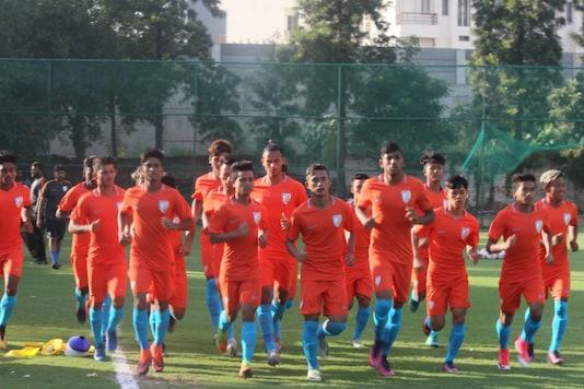 India U-17 team. (AIFF)