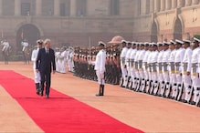 Italian PM Paolo Gentiloni Given Grand Welcome by PM Narendra Modi as Both Countries Work to Repair Ties
