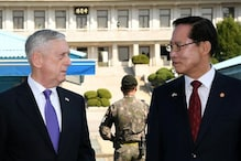 Jim Mattis in Seoul, Says US Can't Accept Nuclear North Korea