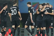 FIFA U-17 World Cup: Vega Scores Two as Paraguay Beat Kiwis 4-2