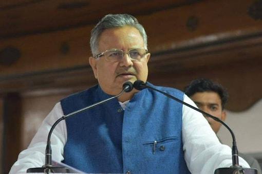 File photo of Chhattisgarh Chief Minister Raman Singh. (Image courtesy: Facebook)