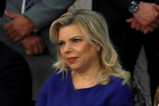 File photo of Israel PM Benjamin Netanyahu's wife Sara Netanyahu. (Photo: Reuters)