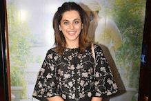 It Was a Heart-warming Experience: Taapsee Pannu On Screening Soorma for Badla Team in Scotland