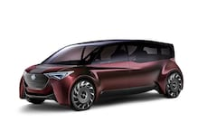 Toyota Fine-Comfort Ride Concept to Debut at 2017 Tokyo Motor Show