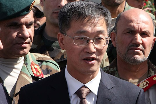 File photo of China's ambassador to Pakistan,  Yao Jing. Image: Gettyimages