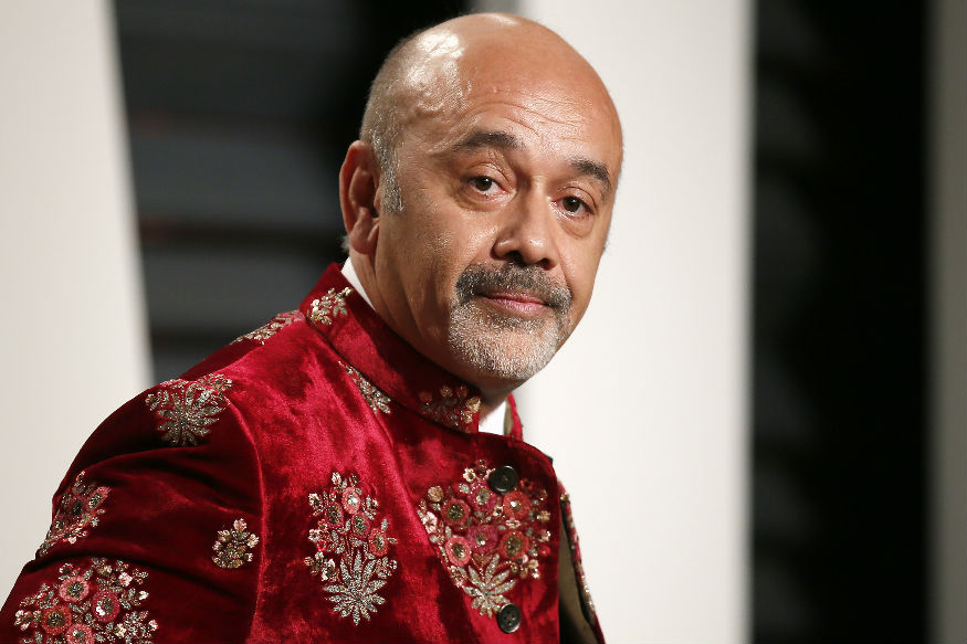 1c559c099c77 Christian Louboutin to Launch Capsule Collection with Sabyasachi - News18