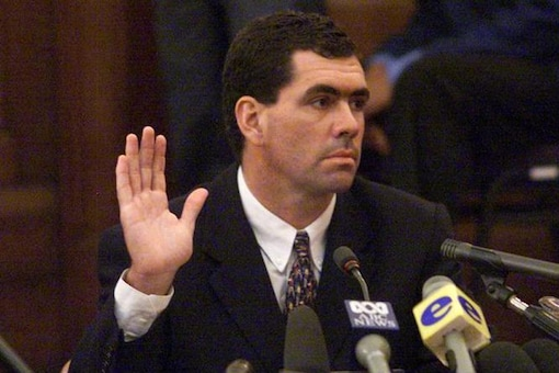 A file photo of Hansie Cronje. (Reuters)