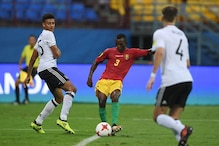 FIFA U-17 World Cup: Germany Beat Guinea 3-1, Qualify for Knockout