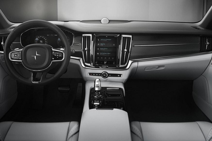 Polestar 1 interiors. (Image: Polestar)