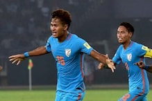 Jeakson on Cloud Nine After Scoring India's First Goal in a FIFA Event