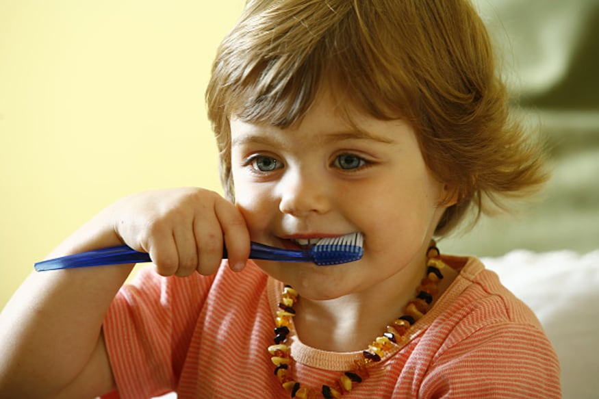 Taking Care of Your Baby's Gums & Toddler's Teeth