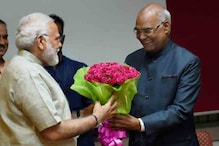 PM Narendra Modi Greets President Ram Nath Kovind on his Birthday