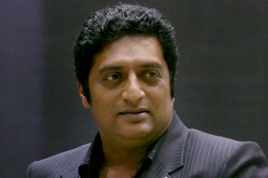 File photo of actor Prakash Raj. (PTI)