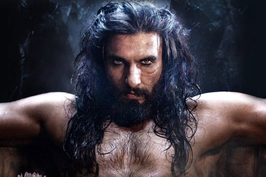 Padmavati Watch Ranveer Singh Shave Off His Long Hair From The Film