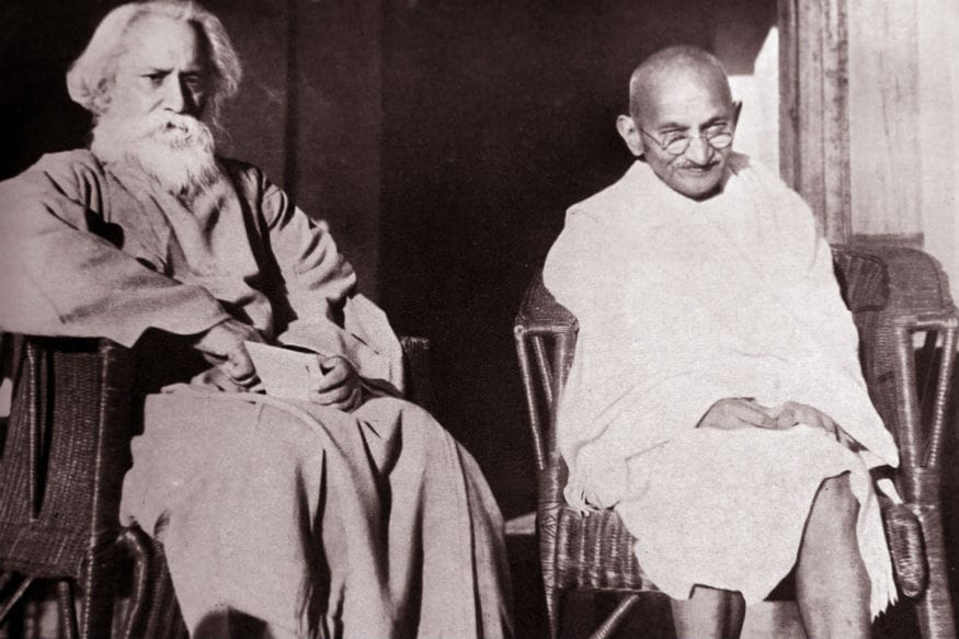 Greatest Indian Debate: Mahatma Gandhi and Rabindranath
