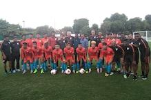 FIFA U-17 World Cup: Mohun Bagan's Rahim Ali is India's Perfect No.9