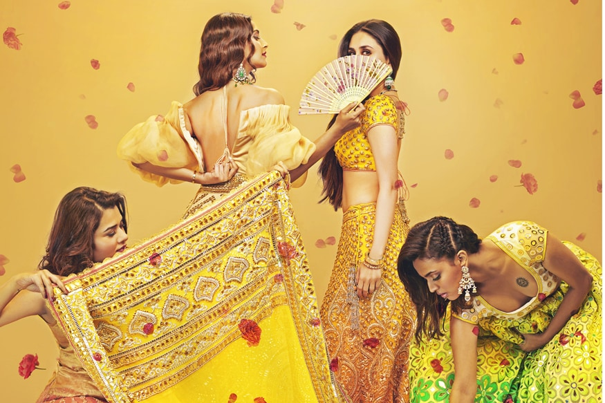 94cec1b817 Must Haves for Modern Bride's Trousseau Collection - News18