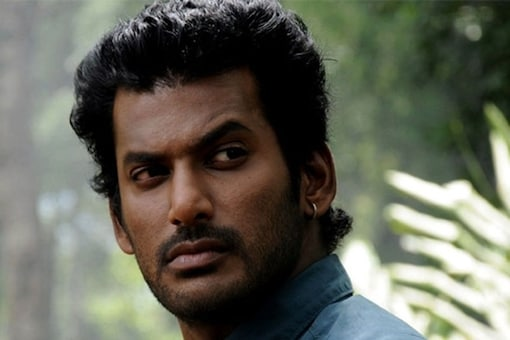 Vishal's nomination papers as an independent candidate have been rejected. (Image: News18)