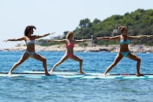 Paddle Board Yoga: One Of The Top Fitness Trends