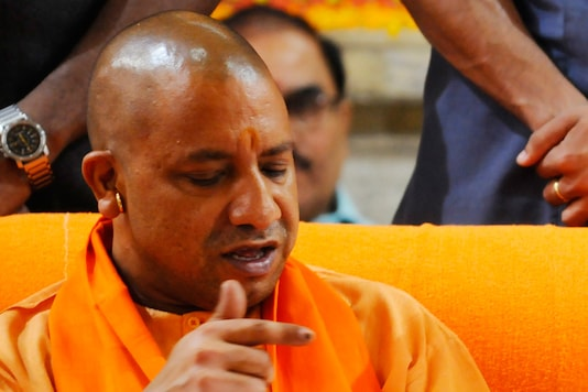 File photo of UP CM Yogi Adityanath. (Image: Getty Images)