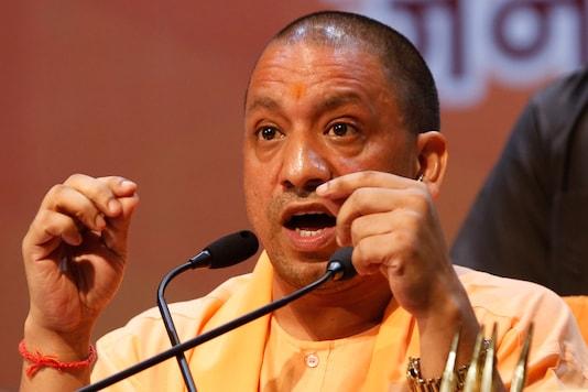 Uttar Pradesh Chief Minister Yogi Adityanath. (Image: PTI)