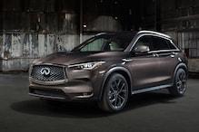 Infiniti QX50 SUV Unveiled Ahead of LA Auto Show