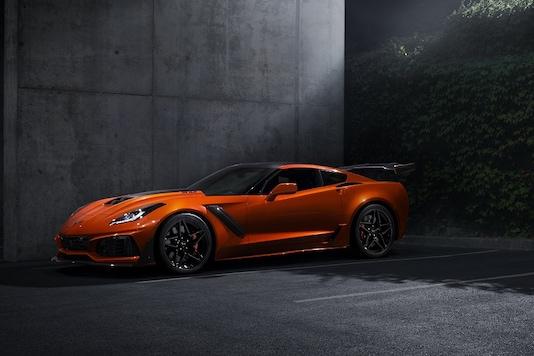 The 2019 Corvette ZR1. (Image: General Motors)