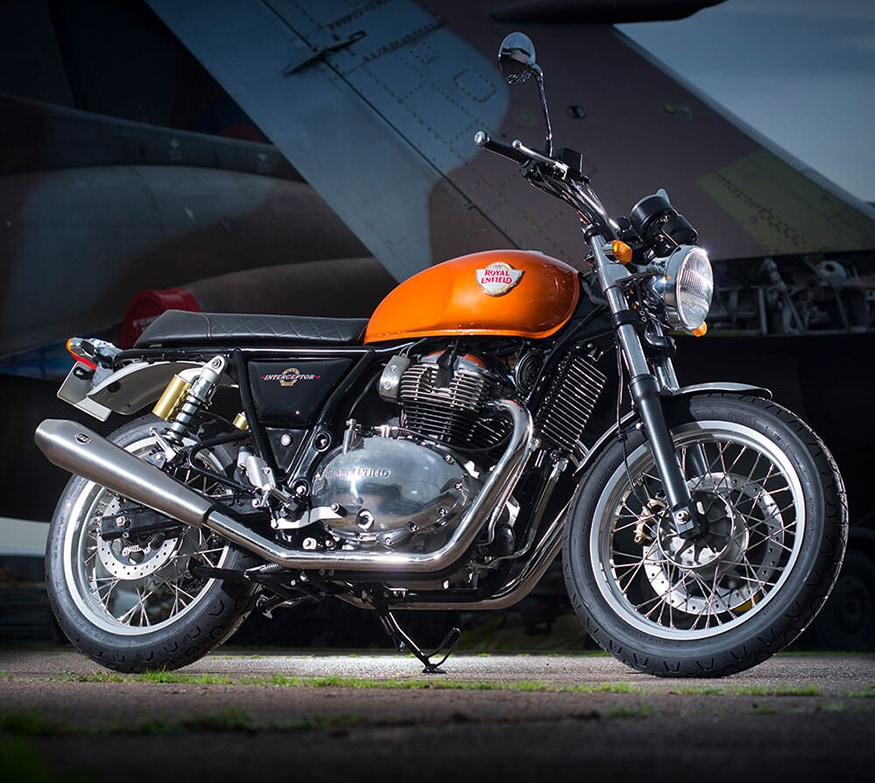 Royal Enfield Interceptor 650.(Image: Royal Enfield)
