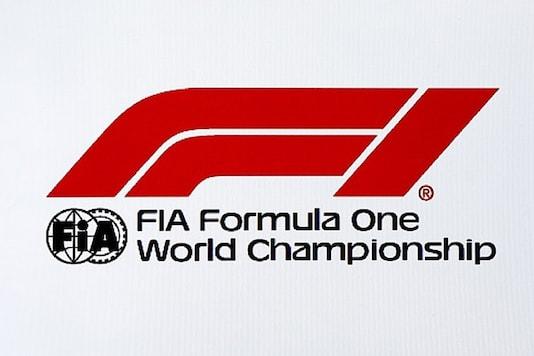Formula One new logo. (Getty Image)